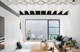 A neighbourly venture: Loft House x2