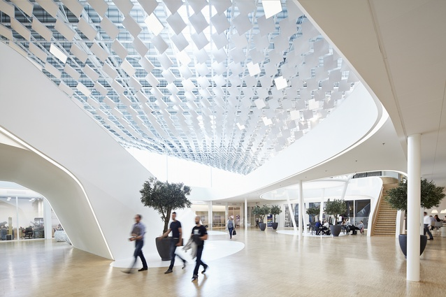 Philips Lighting Headquarters by INBO, JHK and Beersnielsen.