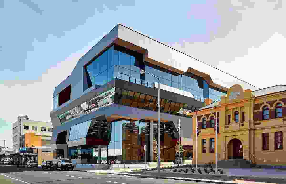 Paranaple Centre by Lyons.