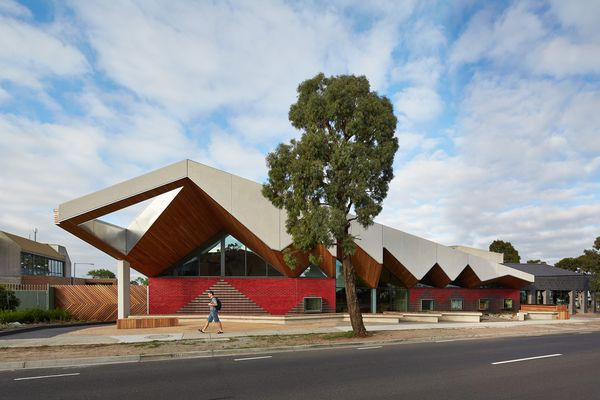 Broadmeadows Children's Court by Lyons.