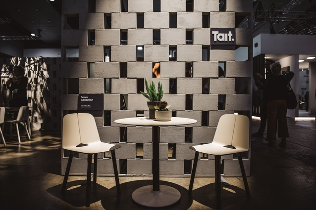 Denfair featuring Tait (Stand 306 in Sydney).