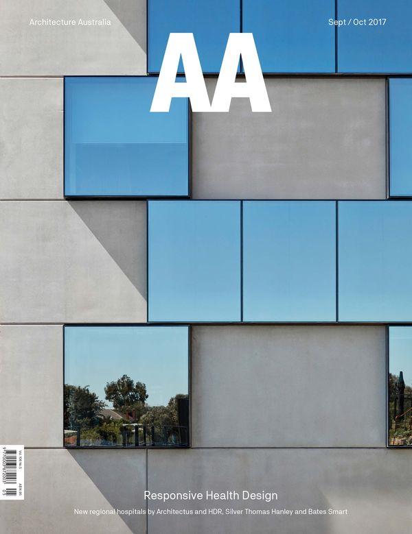 Architecture Australia, September 2017