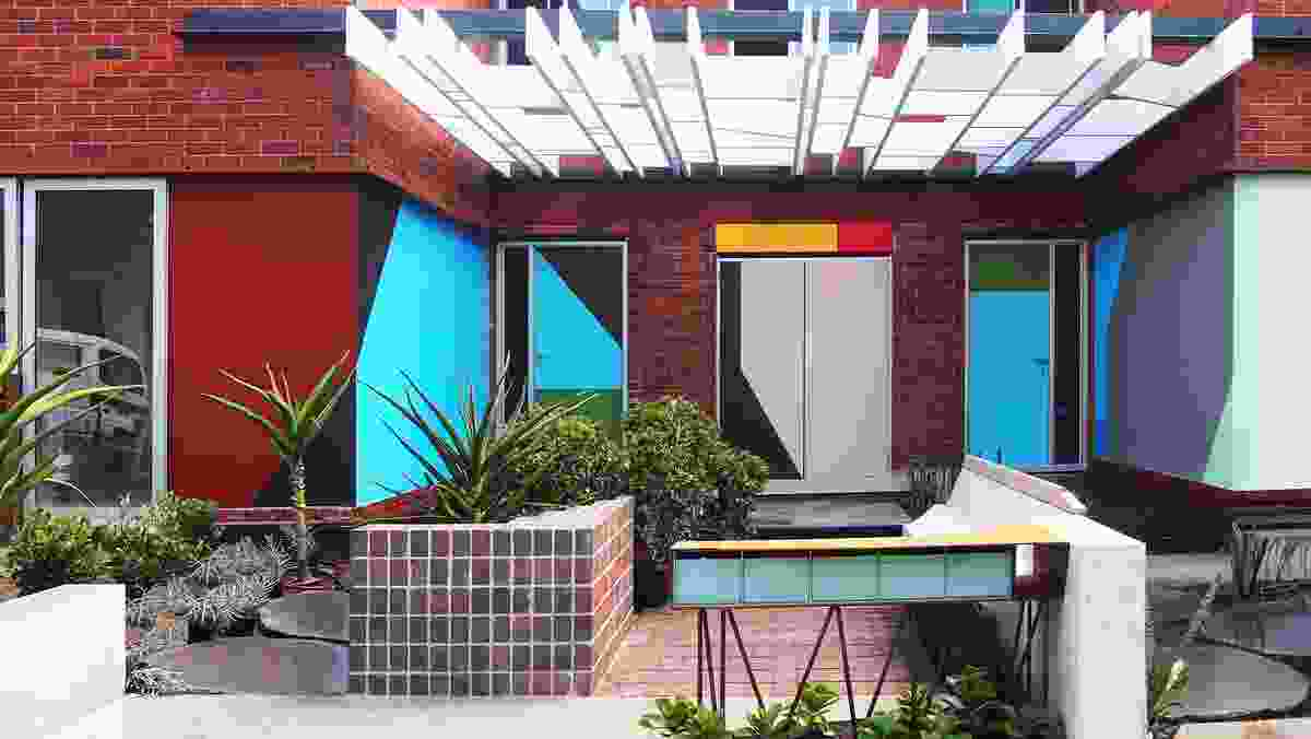 Polychrome by David Boyle Architect