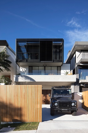 House at Ben Buckler by Scale Architecture.