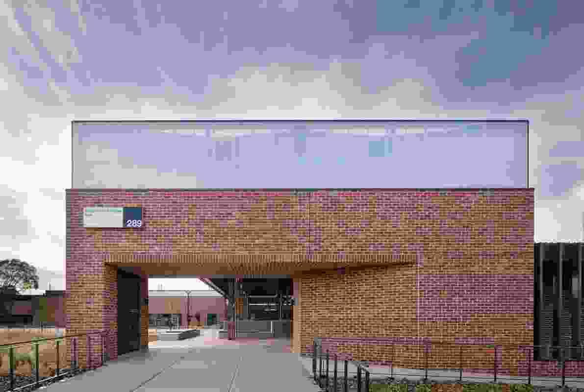 Charles Sturt University National Life Sciences Hub by BVN Donovan Hill.
