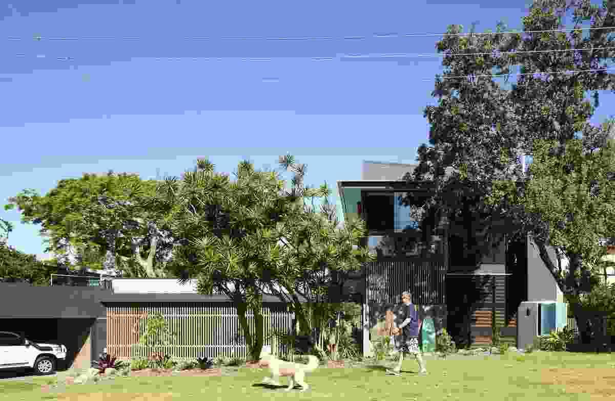 Cutter by Shaun Lockyer Architects.