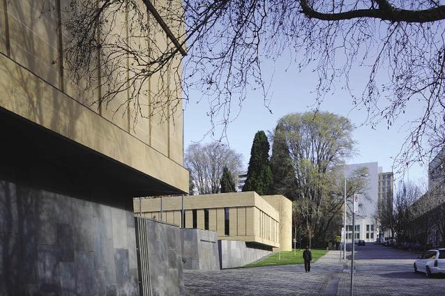 Supreme Court Complex.