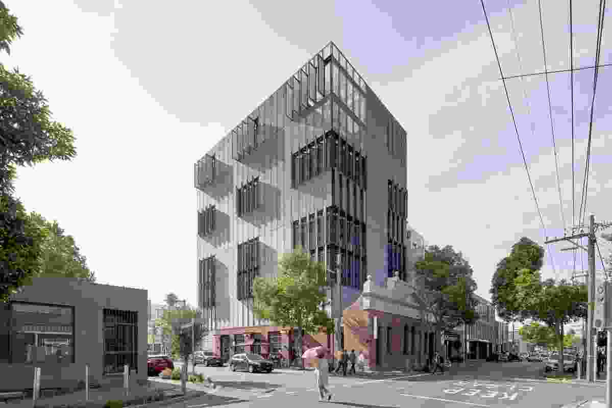 The Sir Osborn McCutcheon Award for Commercial Architecture: 9 Cremorne St by Fieldwork.
