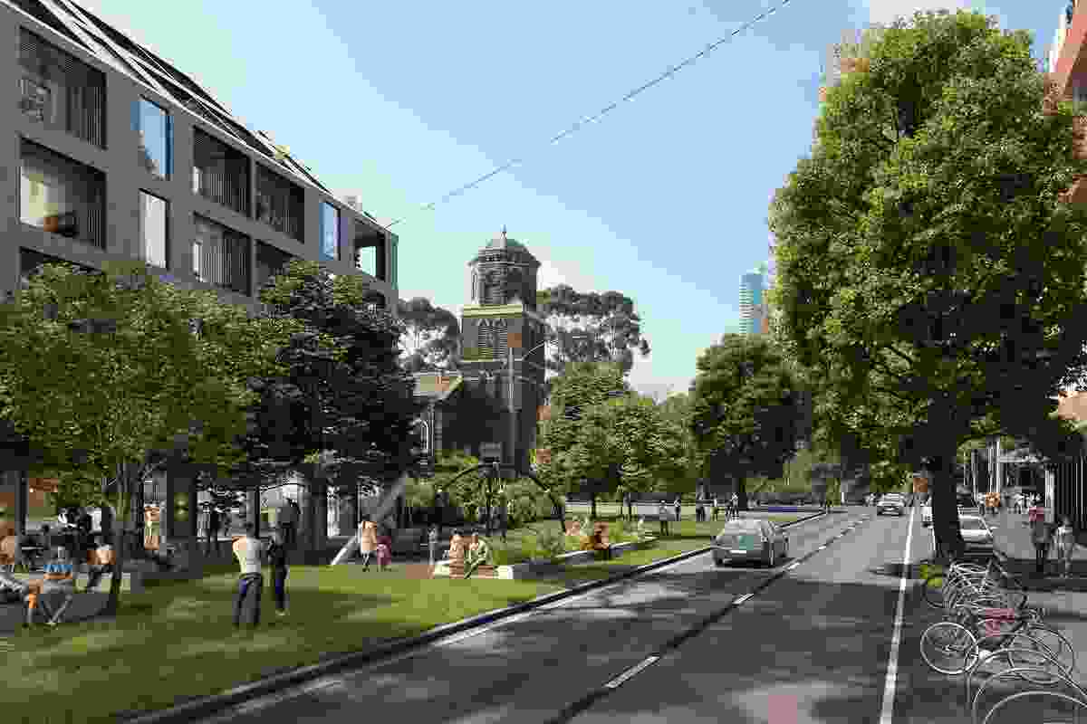 West Melbourne Structure Plan – City of Melbourne.