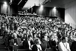 The audience.