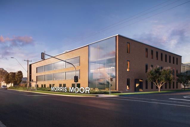 Morris Moor by Genton, Techne Architecture.
