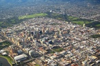 Virtual model of Adelaide to assist planning