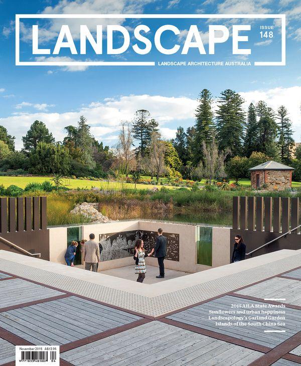 Landscape Architecture Australia, November 2015