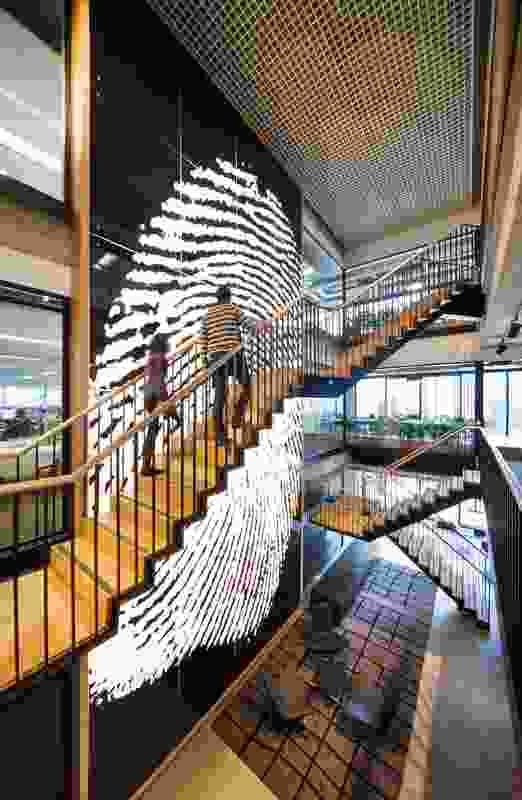 Aecom Sydney Workplace – BVN Architecture