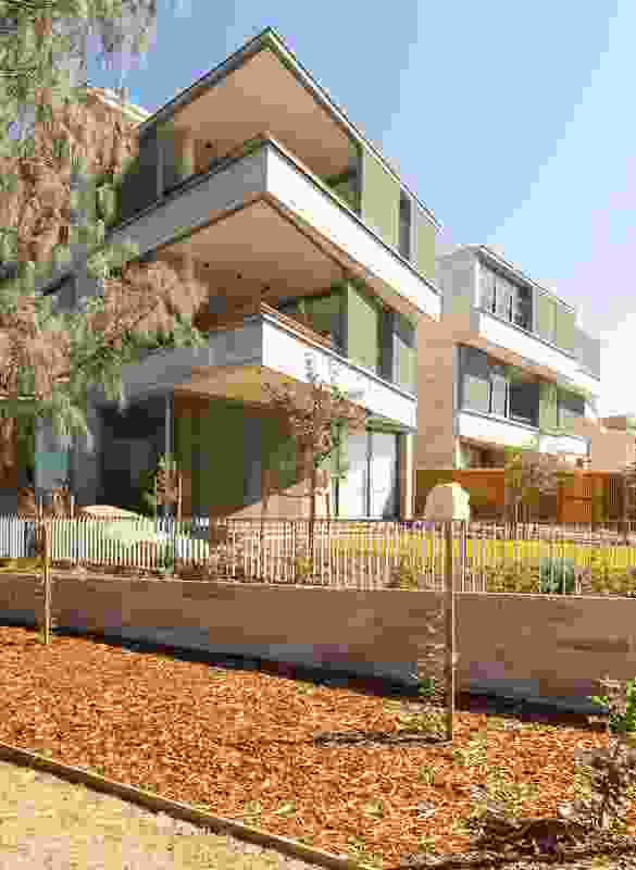 29–35 Prince Street, Cronulla by Candalepas Associates.