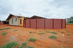Three-bedroom house, Canteen Creek, NT.