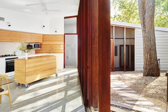 Jule House by Claire Humphreys and Kevin O'Brien Architects.