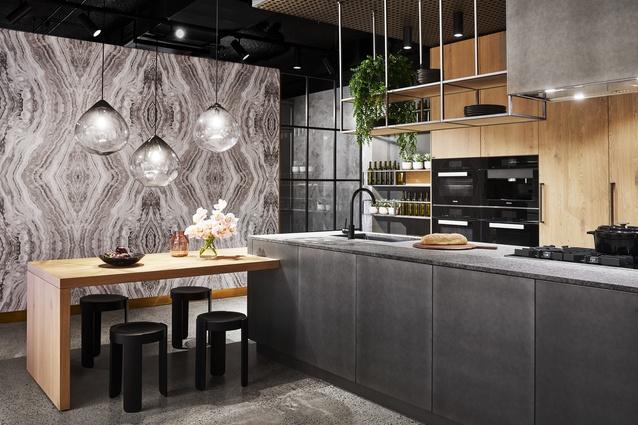 Opera kitchen by Snaidero.