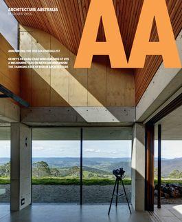 Architecture Australia, March 2015