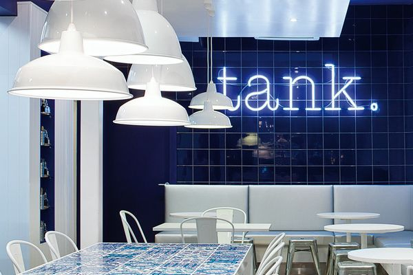 Tank Fish and Chippery   ArchitectureAU