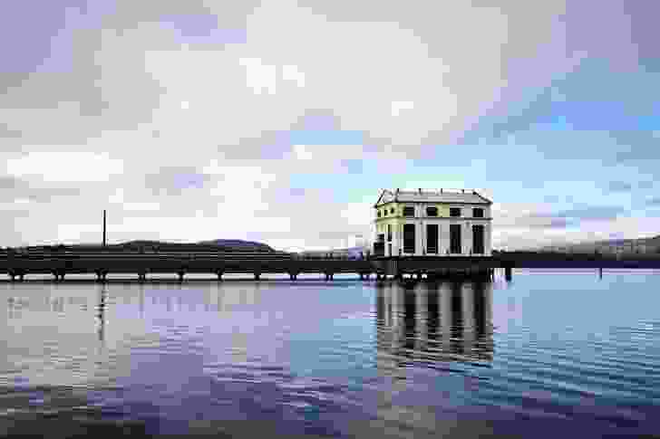 Pumphouse Point (Tas) by Cumulus Studio.