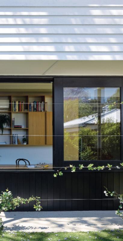 A verdant reimagining: Jacaranda House