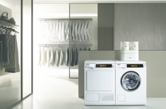 Miele's Supertronic laundry appliances