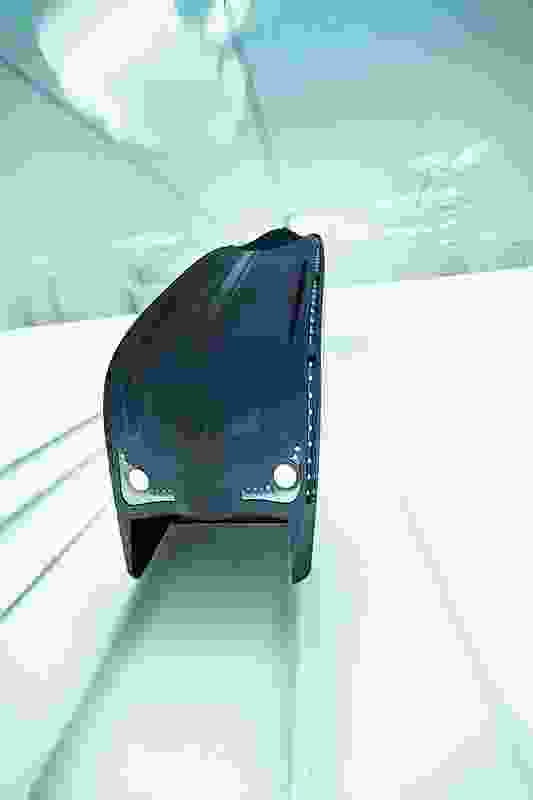 Hassell's A-HSV, a low-carbon, future mode of transport.