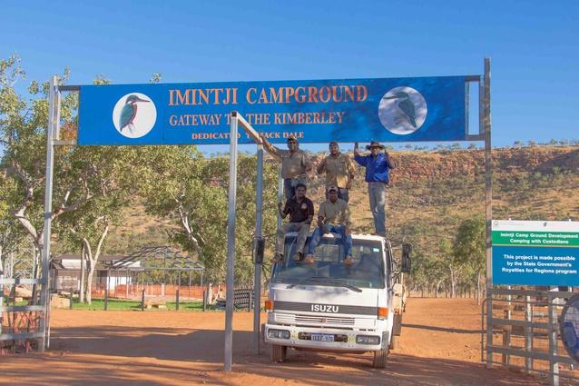 Camping with Custodians – Imintji Community (WA) by Tourism Western Australia and Imintji Aboriginal Community.