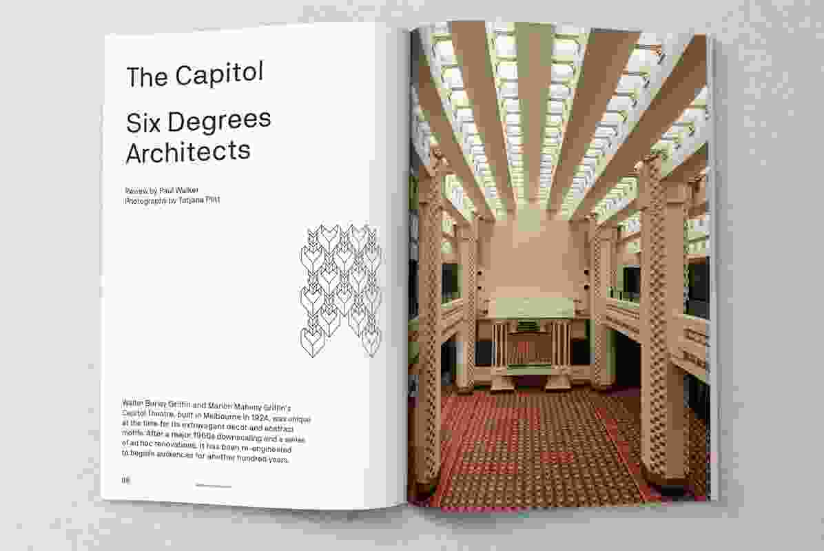 The Capitol by Six Degrees Architects