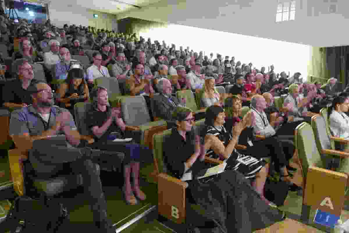 """The Architecture Symposium, Brisbane """"offered the lure of a day of intellectual and emotional succour."""""""
