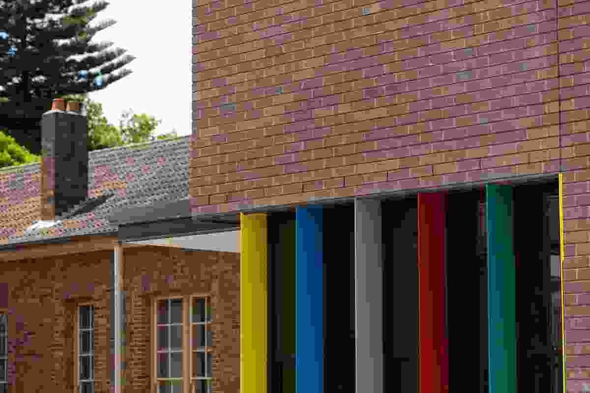 Stanmore Public School Library by Neeson Murcutt Architects.