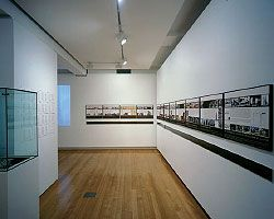 Overview of the exhibition. Photograph Scott Burrows.