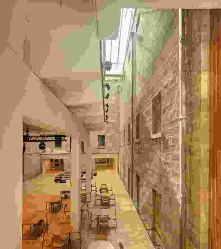 由Cox Architecture, Neeson Murcutt和Neille设计的项目发现。