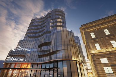 The Adelaide Casino expansion by The Buchan Group.