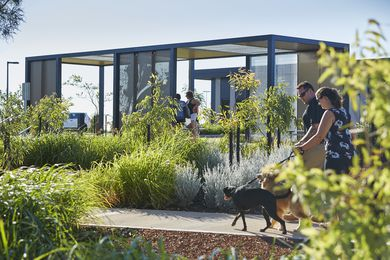Karratha Health Campus by Hassell
