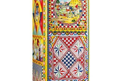 Dolce & Gabbana fridges for Smeg