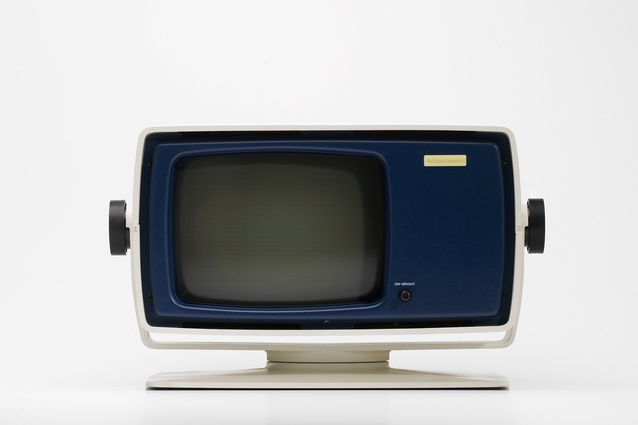 Dasher D2 computer terminal (1977), made by Data General Corp, USA.