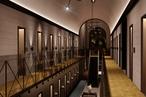 Cox Architecture reveals designs to transform Pentridge Prison into a hotel