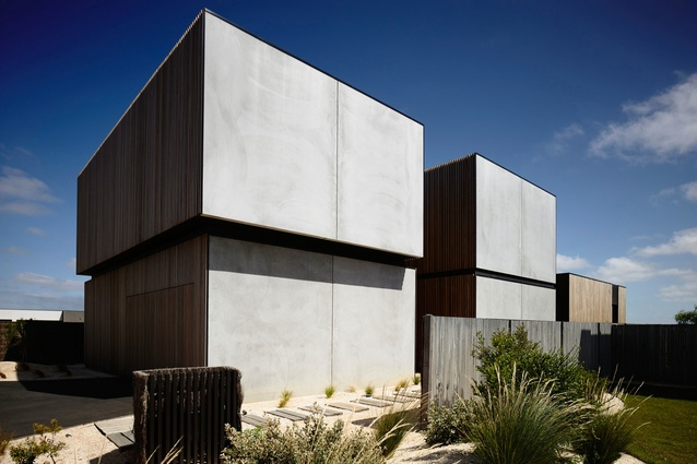 Torquay House by Wolveridge Architects.