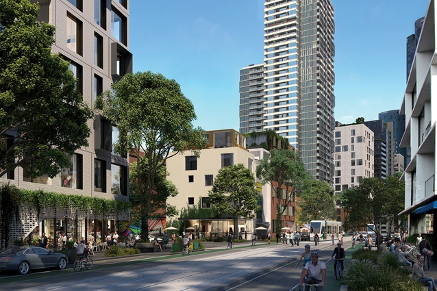 West Melbourne Structure Plan by City of Melbourne