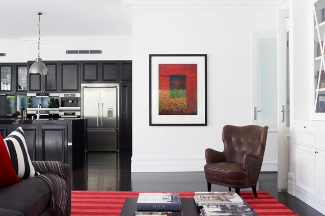 Park House – Denai Kulcsar Interiors and T01 Architecture