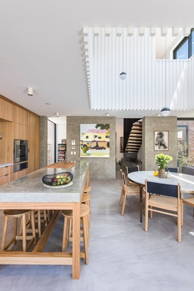 Millswood House by Studio-Gram with Kate Russo.