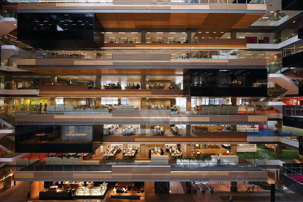 Corporate Design – ANZ Centre by Hassell.