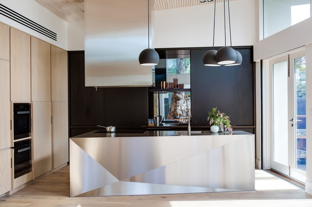 Medindie Residence by Williams Burton Architecture + Interior Design.
