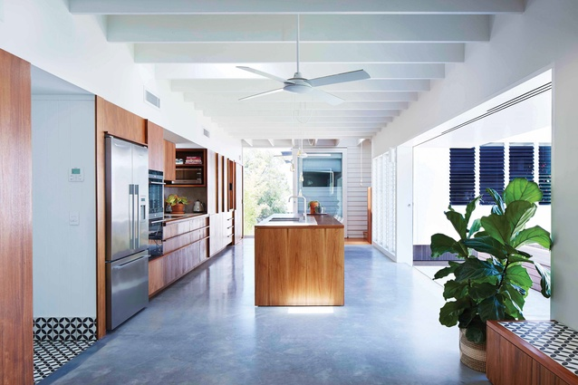 Camp Hill Extension (Qld) by Nielsen Workshop and Morgan Jenkins Architecture.