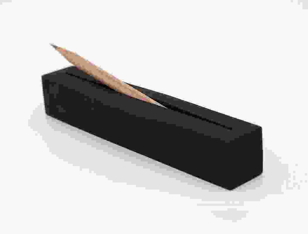 An eraser becomes a case, commissioned by the Singapore Art Museum.