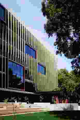 Adelaide Botanic High School by Cox Architecture and Designinc.