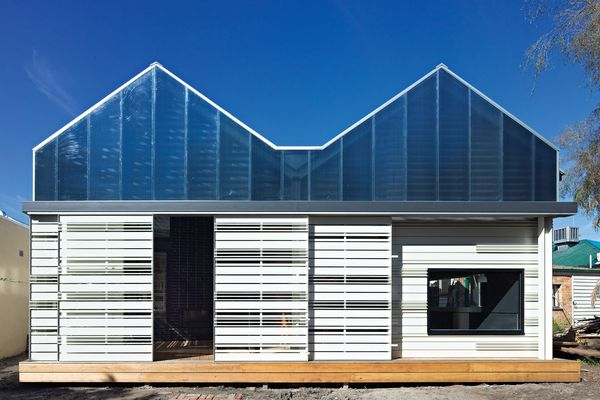 House Reduction by Make Architecture Studio.