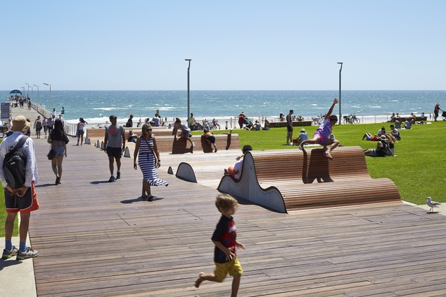 Henley Square Redevelopment by TCL and Troppo Architects.